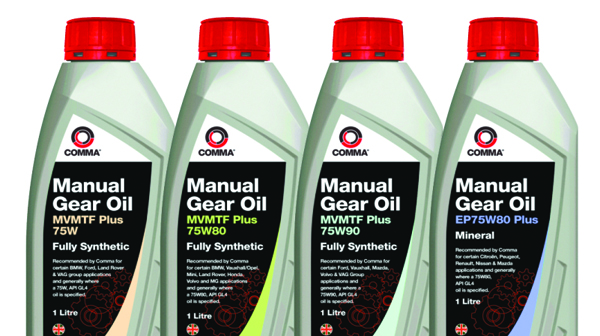 d5d7833f1a6 Gear & transmission oils