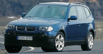 BMWX3