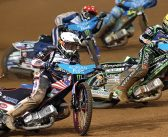 NGK sponsored Greg Hancock narrowly misses podium at the Adrian Flux British FIM Speedway Grand Prix