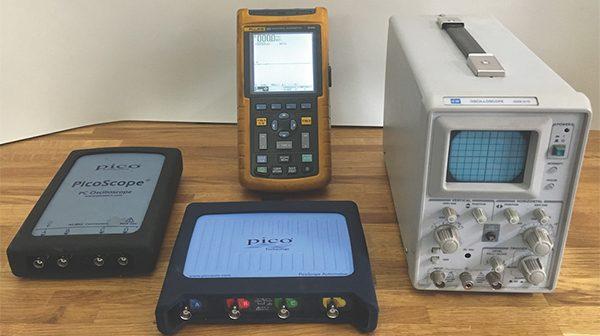 Oscilloscope Basics – by David Wagstaff AAE MIMI Master Technician