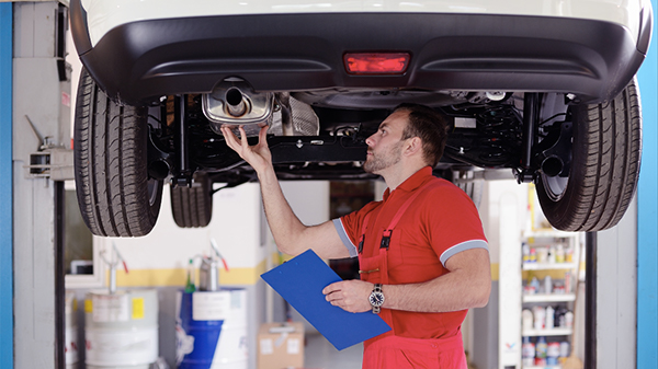 Euro Car Parts Calls For Type Approval Regulation For Exhausts