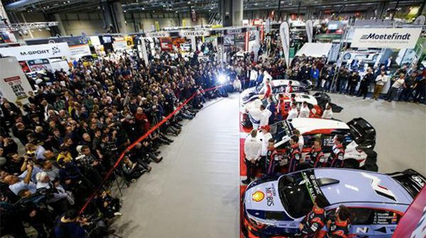 WIN a pair of tickets to Autosport International 2019 with NGK