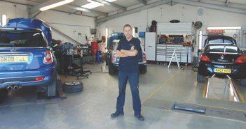 Garage visit: Westech Cars