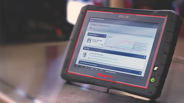 Software upgrade simplifies scan reports