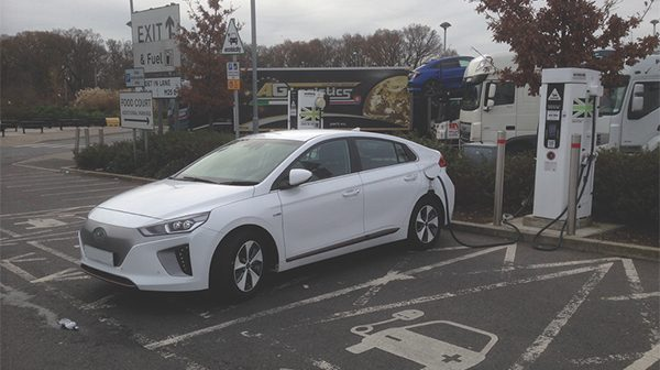 Hyundai Ioniq Electric (AE-EV) (2016-Present)