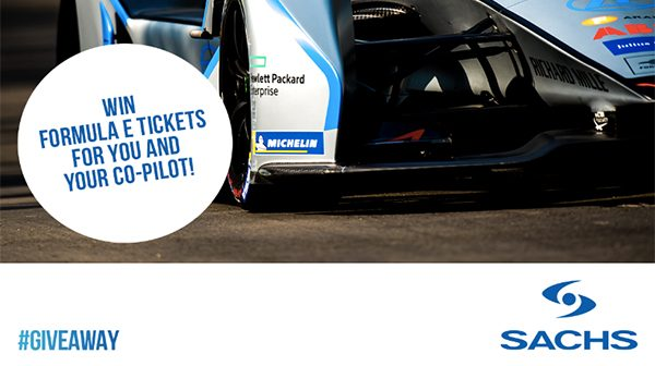 WIN an all expenses paid trip with SACHS