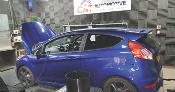 Mysterious Ford Fiesta ST with running problems – By Clive Atthowe