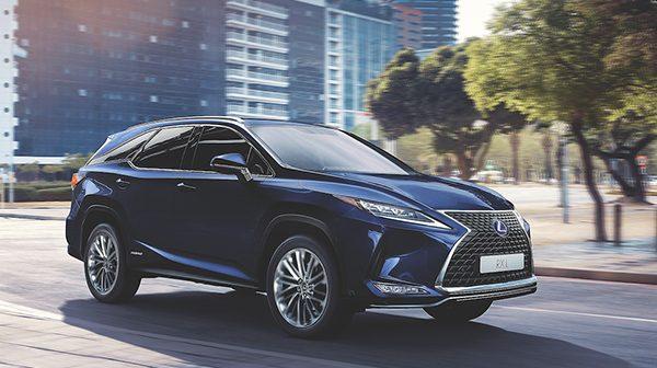 4-Focus – Innovative Technology – Vauxhall 4WD, Nissan & BMW Braking & Lexus Lighting