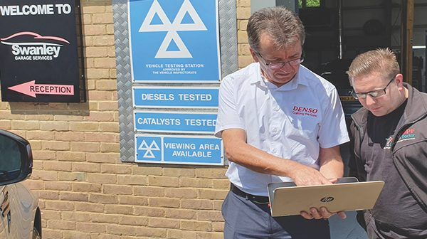 Product Test: Denso's e-Videns vehicle health check tool