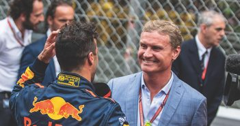 David Coulthard: A Class Act