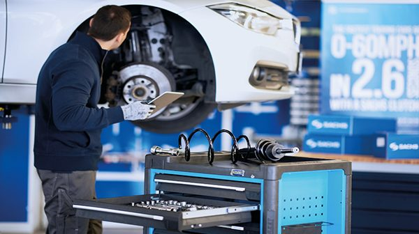 ZF Aftermarket advises providing a winter chassis check