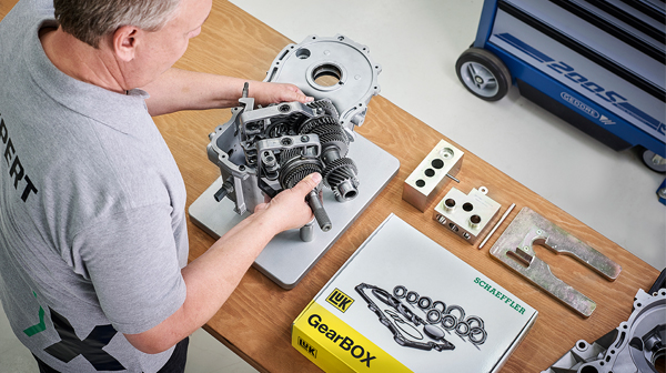 Gearbox opportunities, without the need to make huge investment in tooling