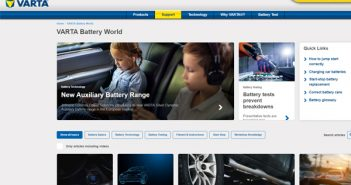Free online resource supports battery replacement