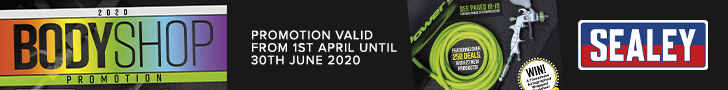 Sealey leaderboard May 2020