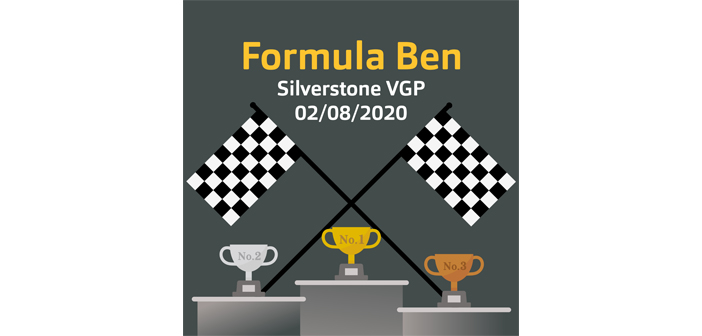 Formula Ben: Charity launches exciting new virtual challenges