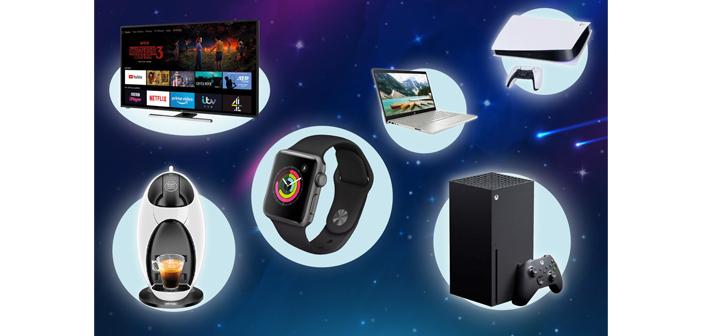 Tech giveaway