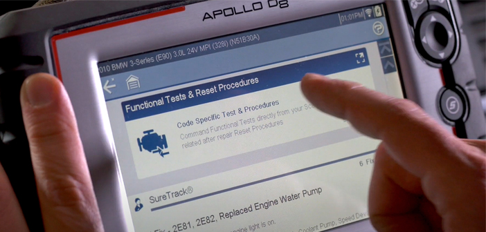 Snap-On releases free APOLLO-D8 training modules