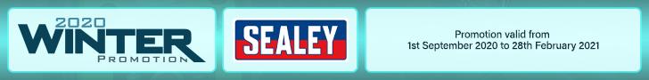 Sealey leaderboard October 2020