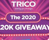 £20k TRICO giveaway runs until Christmas Eve