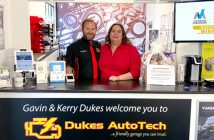 Dukes AutoTech overall winner of the Garage Star Awards
