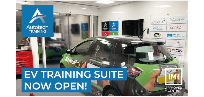 Autotech Training launches EV Training suite