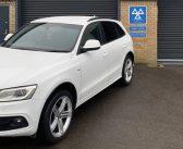 Case study: 2013 Audi Q5, AdBlue fault