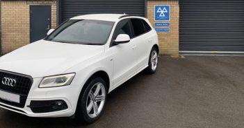 Audi Q5 AdBlue