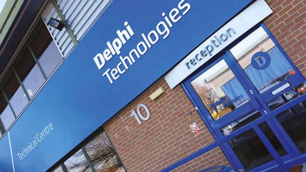 Delphi Technologies Training