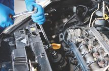Oil Filter Removal