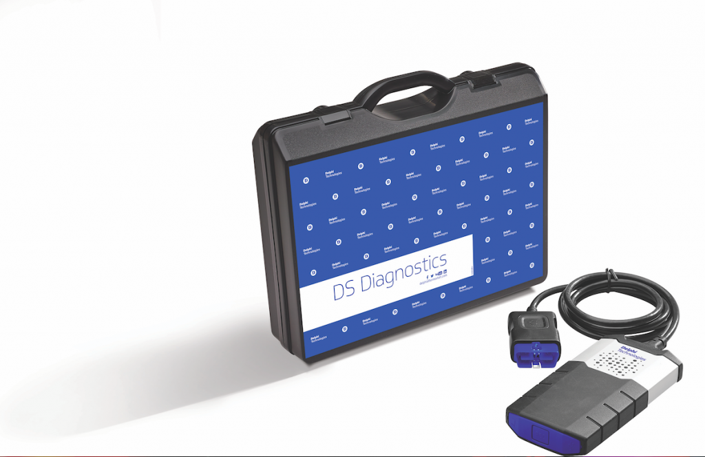 Delphi Technologies Diagnostic Solutions