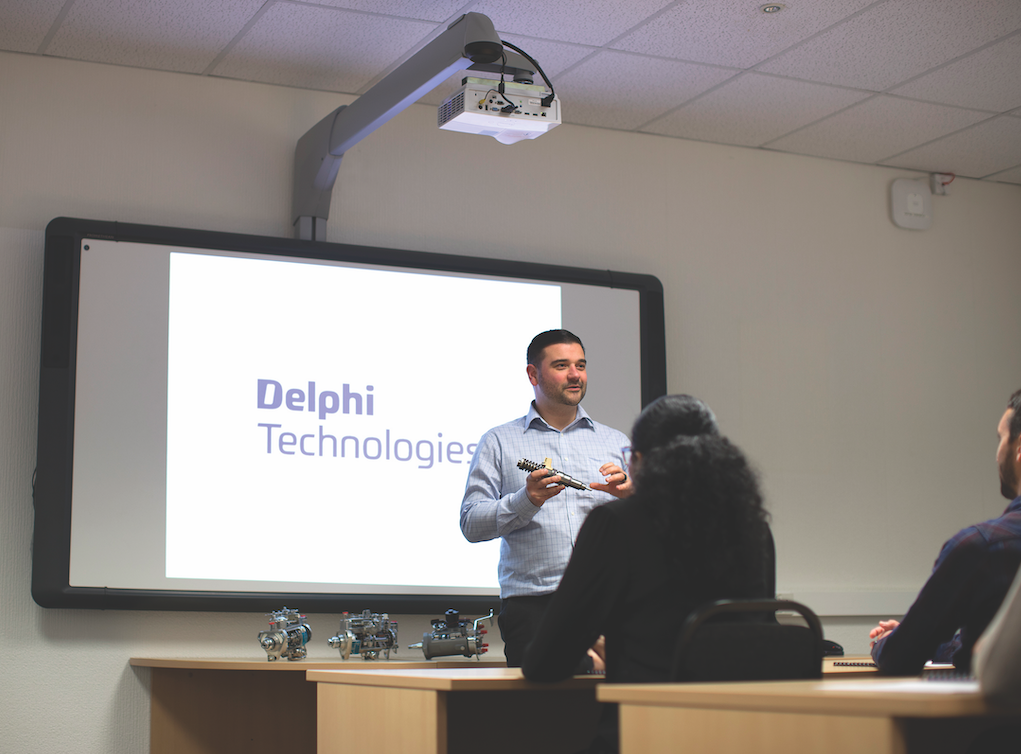 Delphi Technical Trainer
