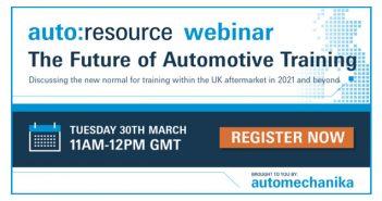 The future of automotive training