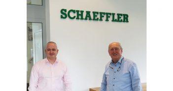 Schaeffler MD retires