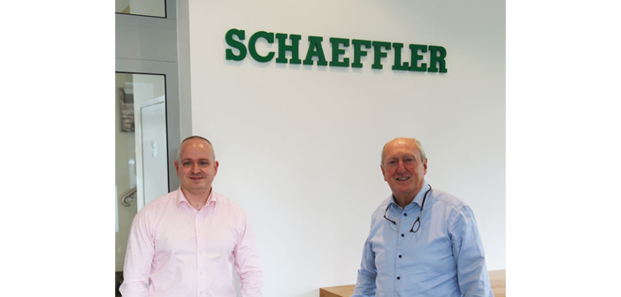 Schaeffler MD retires