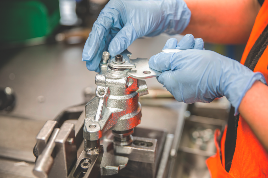 Remanufacturing research and development
