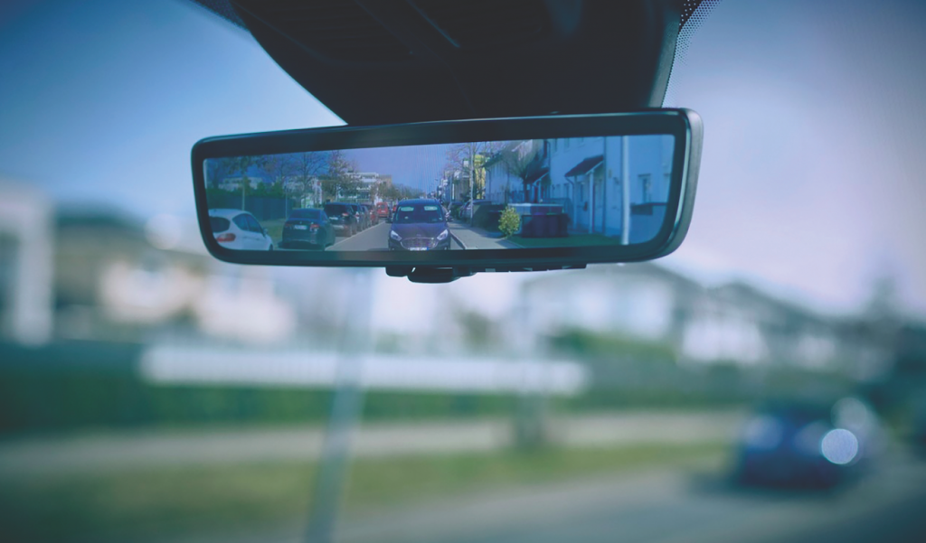 Ford Rear View Mirror