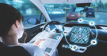 Self Steering Cars