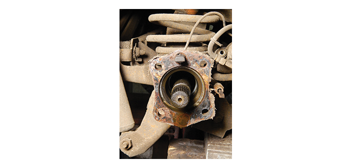 febi wheel bearing