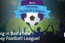 Ben Fantasy Football League