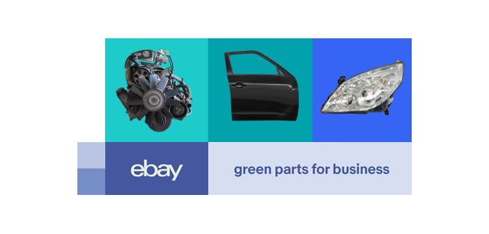 eBay's new Green Parts for Business platform