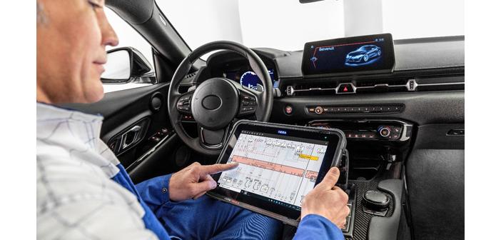 Complete diagnostic solution for car workshops