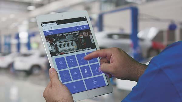Delphi Technologies launches e-learning platform