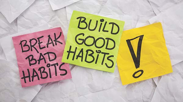 Can habits be the key to success?